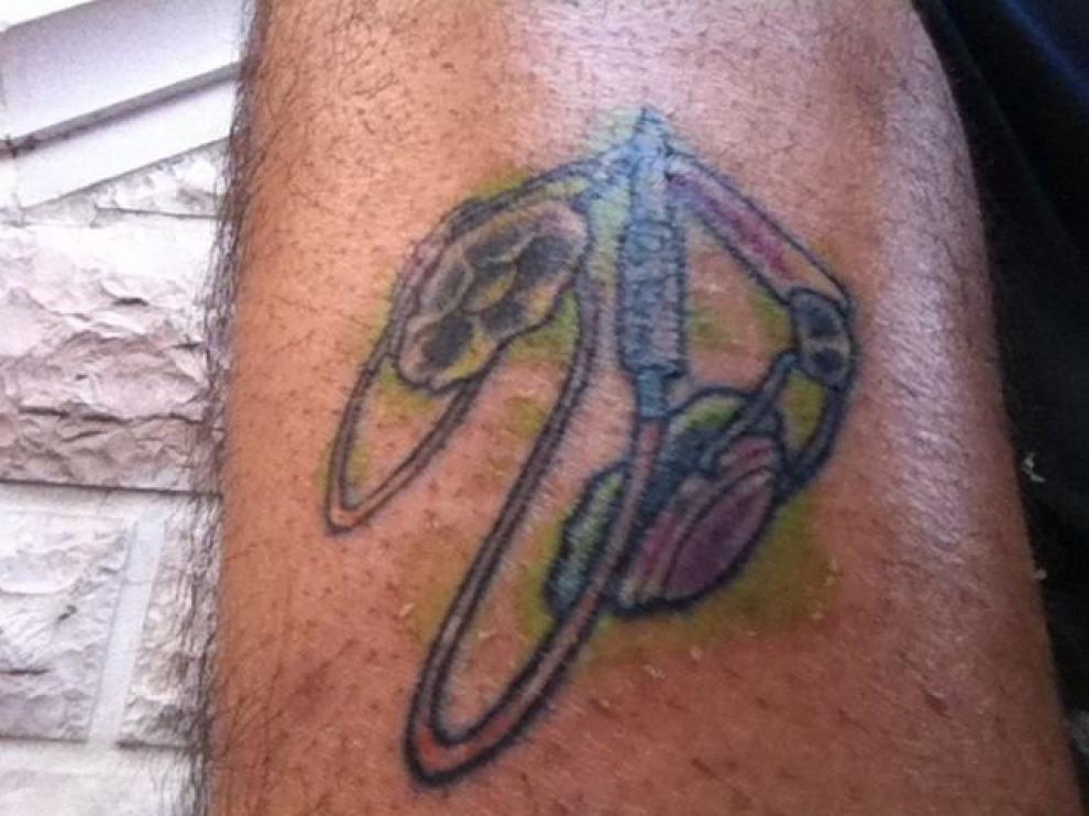 El tatuaje del hijo de Isabel Pantoja