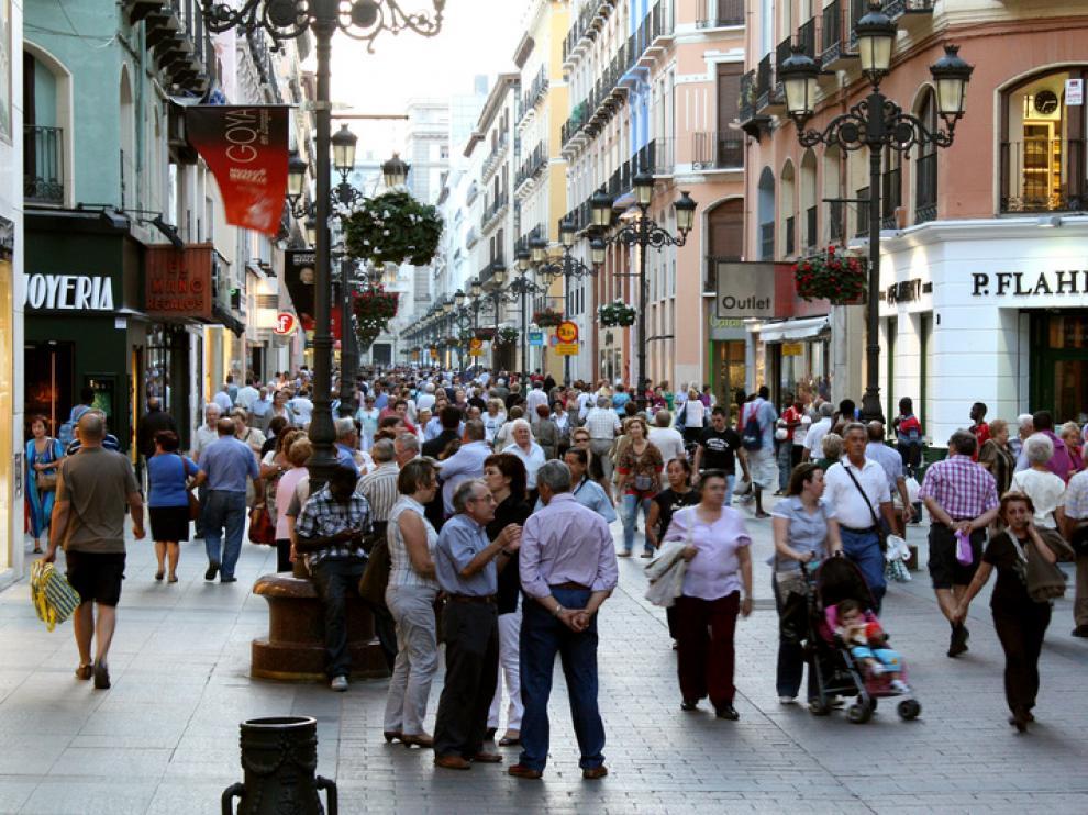 Gran ambiente en la calle Alfonso