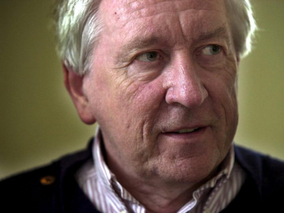 El poeta sueco Tomas Tranströmer