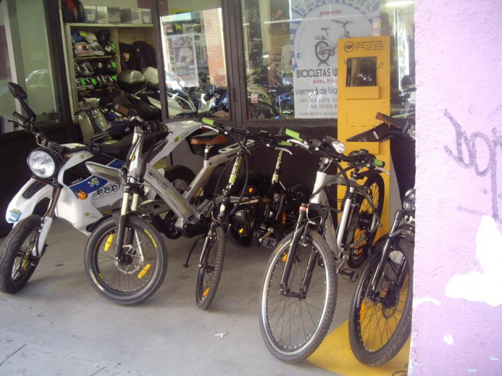 Bicletas y motos eléctricas en Cero Gasolina.