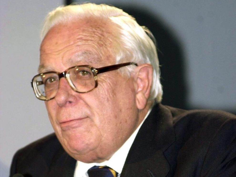 Iñigo de Oriol en el año 2001