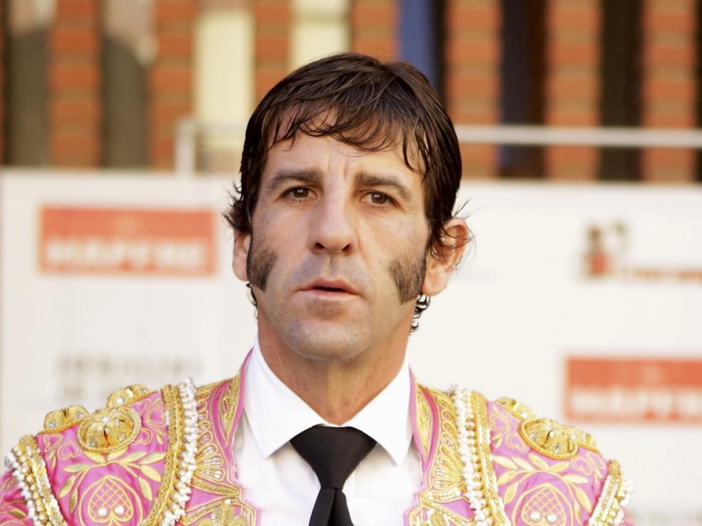 Juan José Padilla, en una imagen de archivo