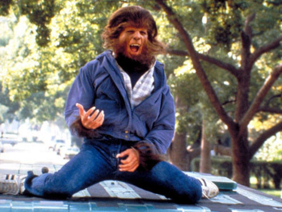 Michael J. Fox en la serie origina de los 80