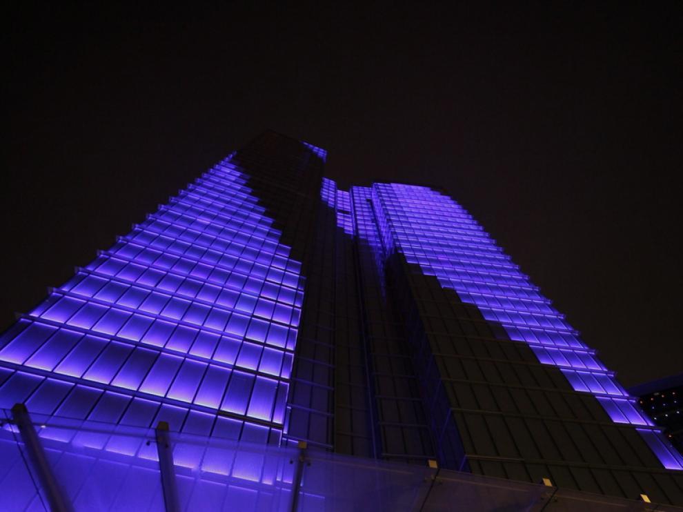 Sede de Dexia en Bruselas