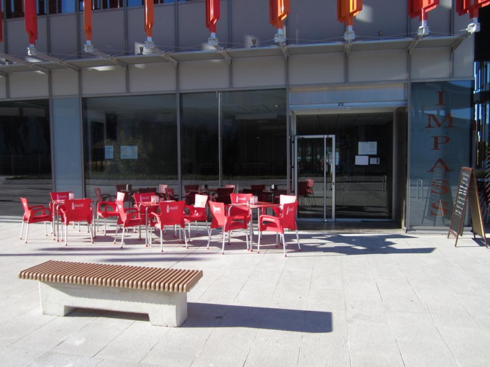 Impass es el primer establecimiento de hostelería abierto en el recinto de la Expo