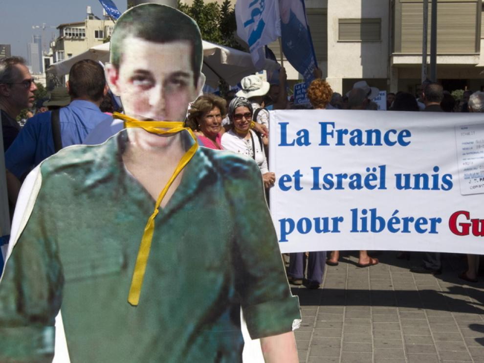 El prisionero Guilad Shalit será liberado.