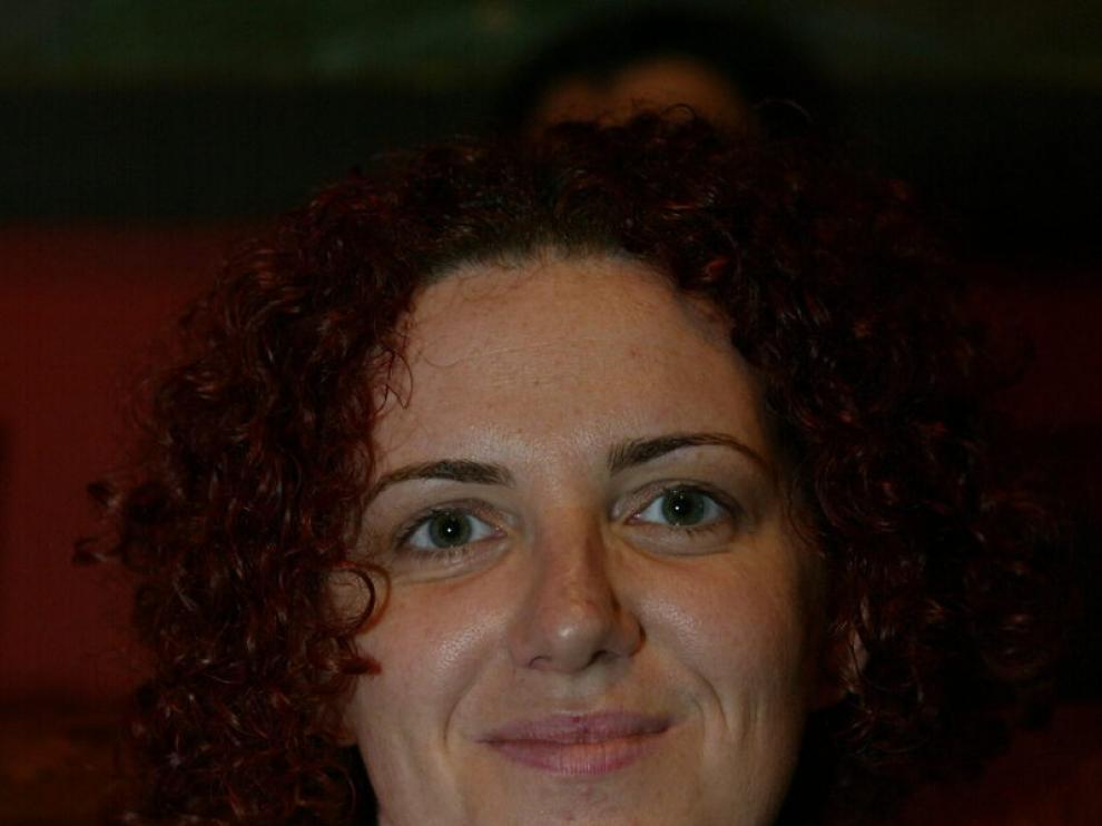 Marisa Fanlo, en una imagen de archivo