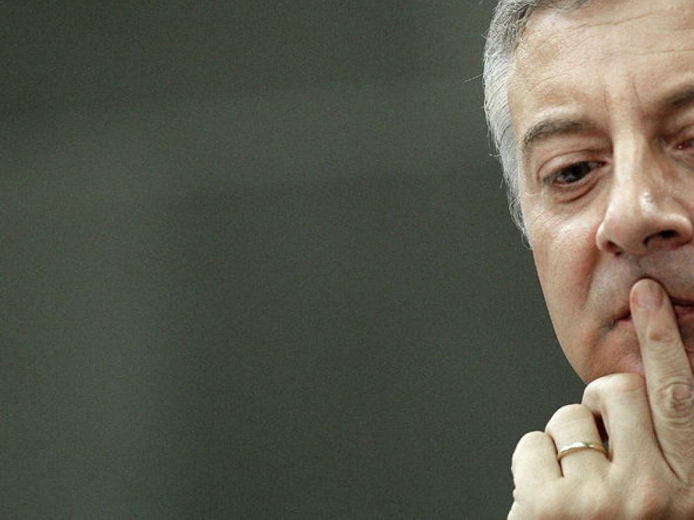José Blanco, tras el Consejo de Ministros