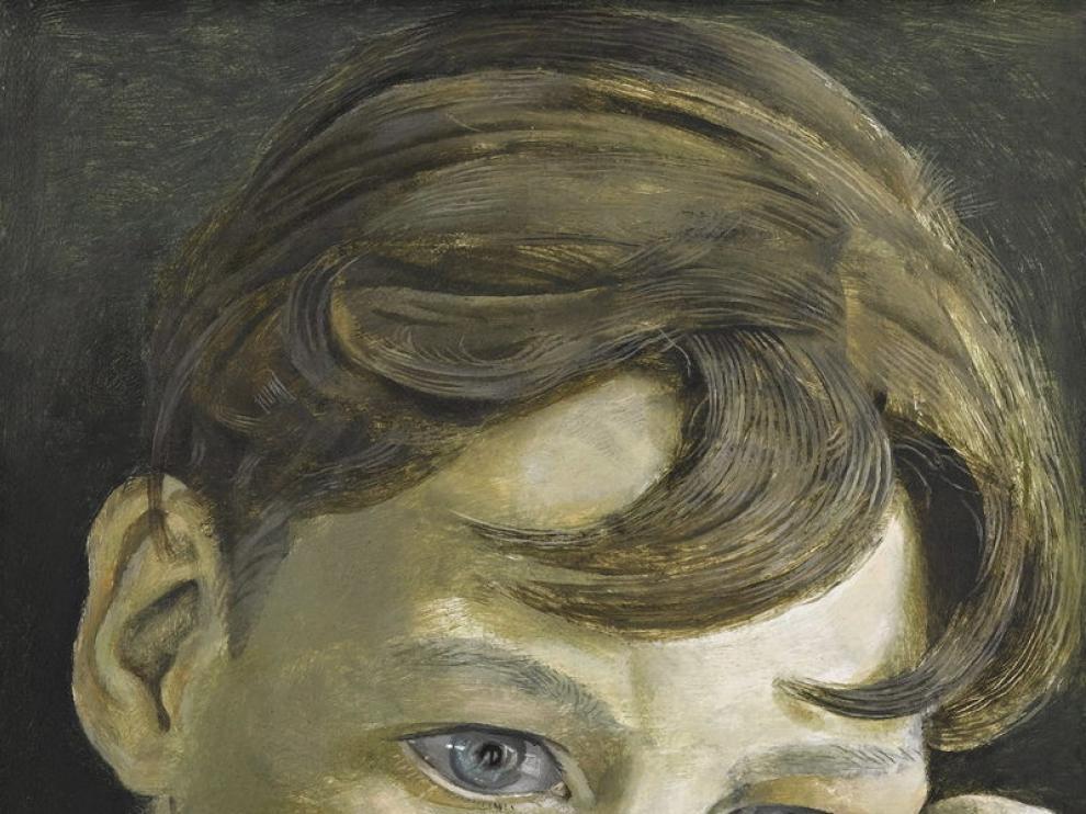 Imagen del lienzo 'Boy's Head'