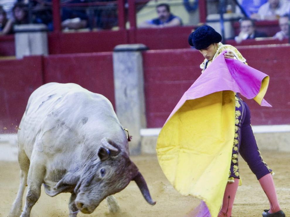 Corrida de toros en la pasada feria del Pilar