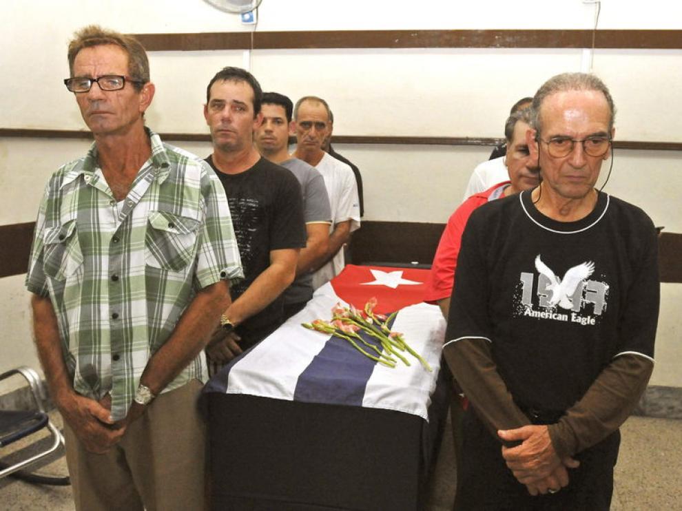 Consternación por el fallecimiento de Laura Pollán
