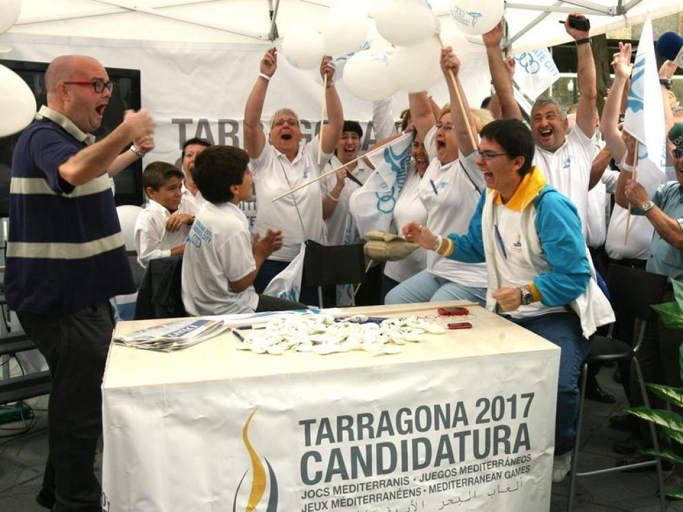 Celebración en Tarragona