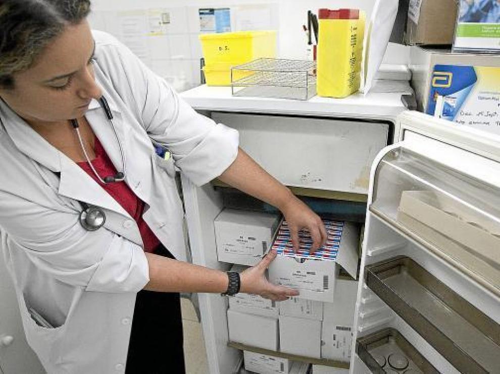 Arranca la vacunación contra la gripe, que se prevé menos virulenta