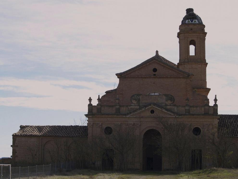 La Cartuja de los Monegros, en Sariñena