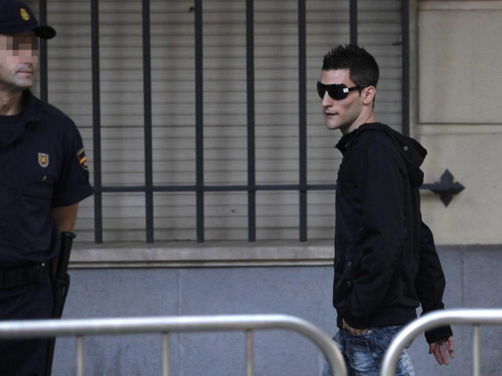 Samuel Benítez, amigo y presunto cómplice del asesino confeso, Miguel Carcaño
