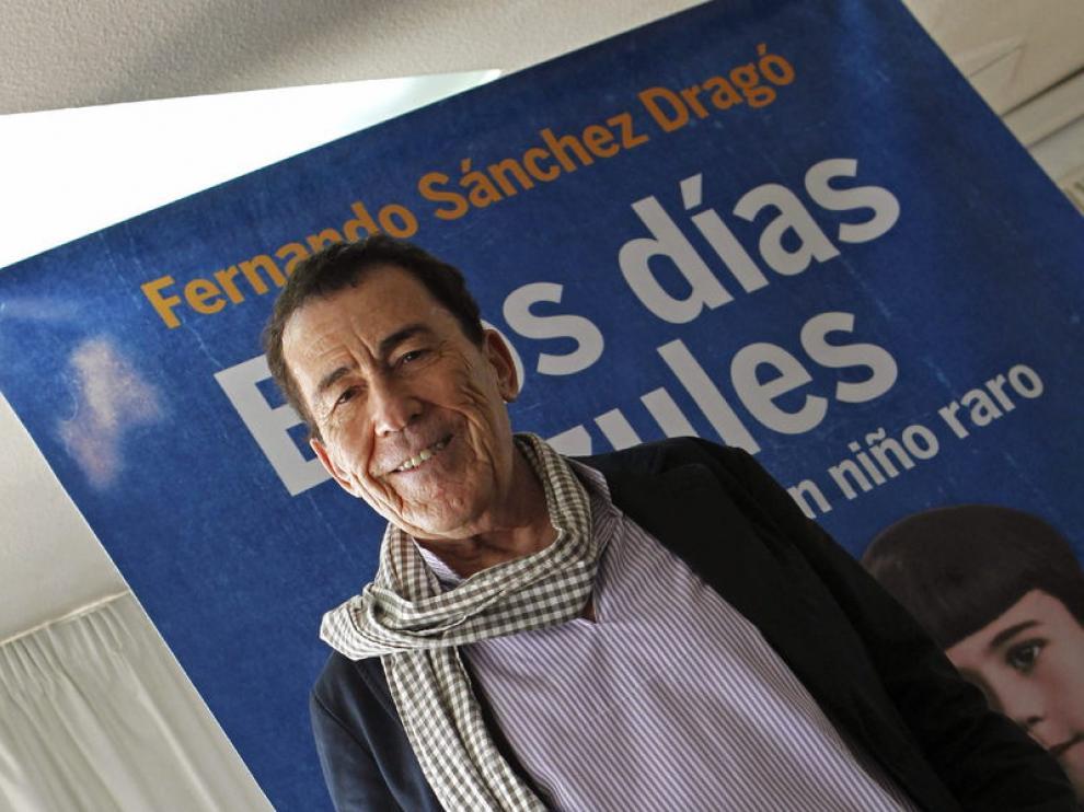 Sánchez Dragó presentó su nuevo libro