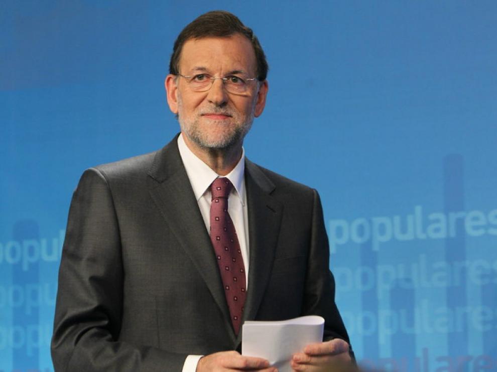 Mariano Rajoy dirige su atención a la Cumbre del próximo miércoles.