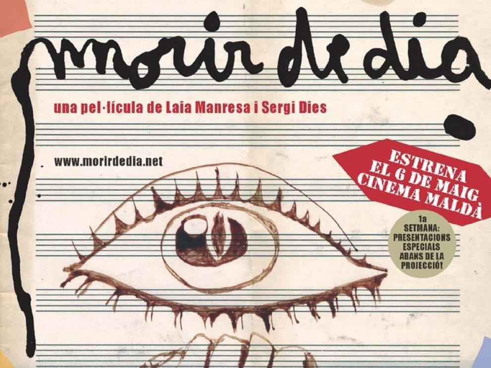 A la película 'Morir de día' asistirá la codirectora de la misma, Laia Manresa