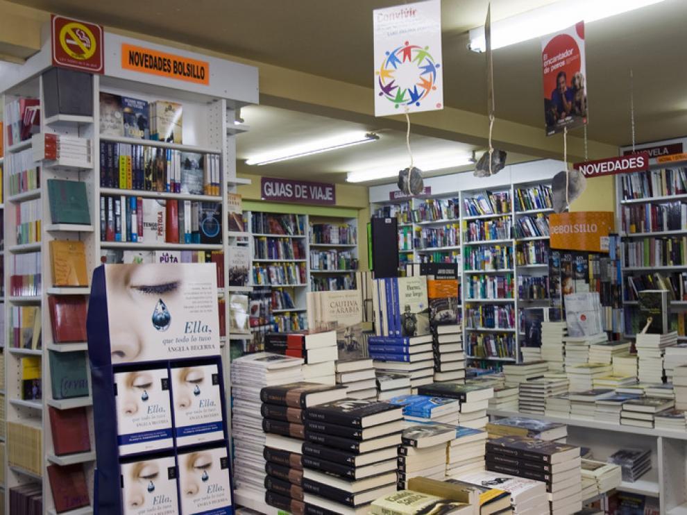 La Librería Central celebra su 30 aniversario con un premio literario