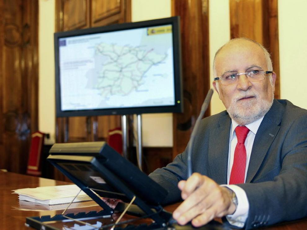 El secretario de Estado de Planificación e Infraestructuras, Víctor Morlán