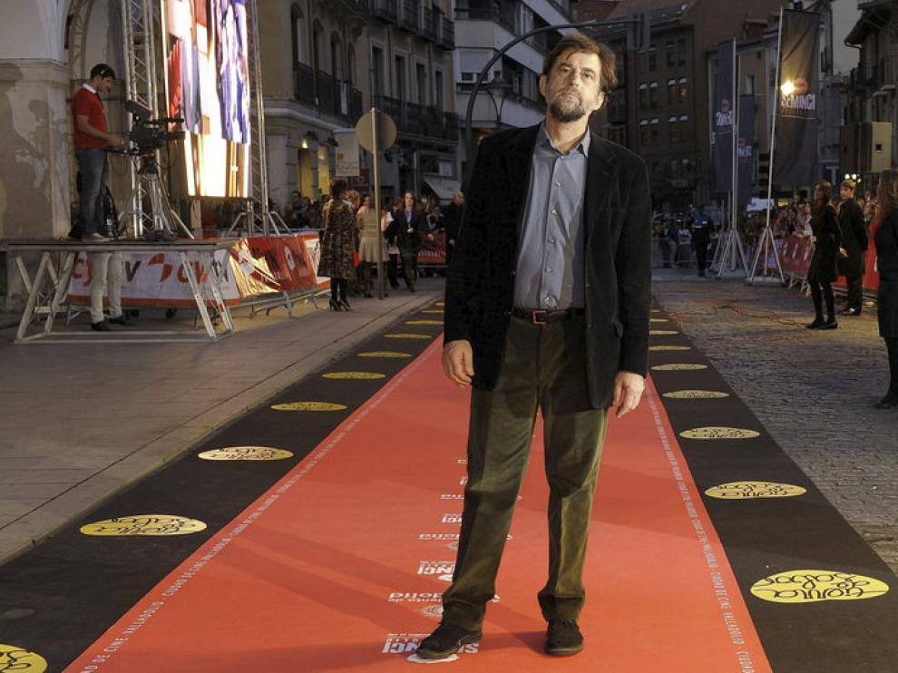 El actor y director Nano Moretti