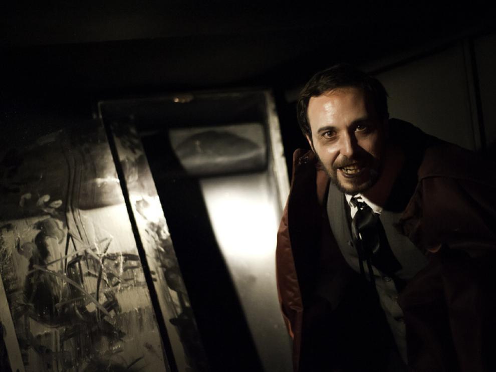 Uno de los personajes que vive en el Hotel Satanic