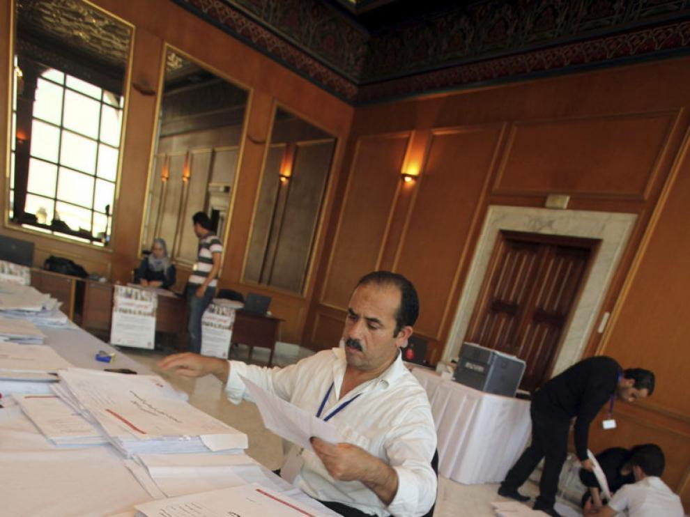 Primeras elecciones en Túnez tras la primavera árabe