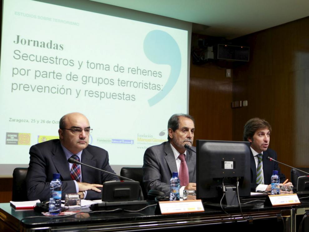 Jornadas sobre 'Secuestros y toma de rehenes por parte de grupos terroristas: prevención y respuestas'