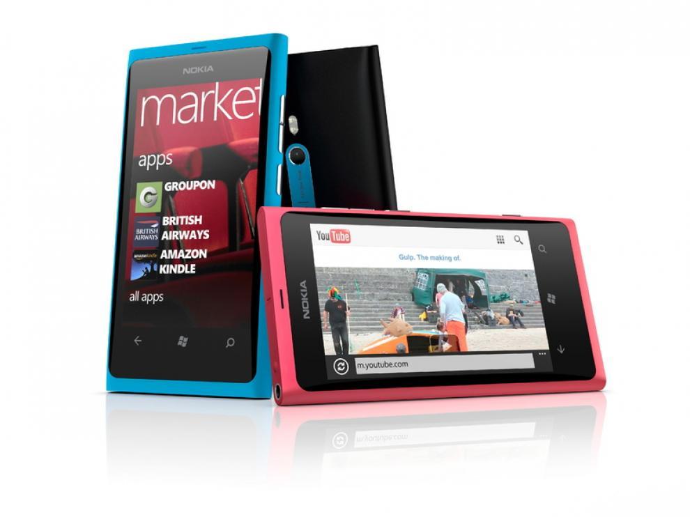 Los nuevos modelos de Nokia