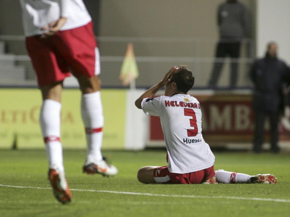 El Sociedad Deportiva Huesca ha cedido la victoria a su contrincante.