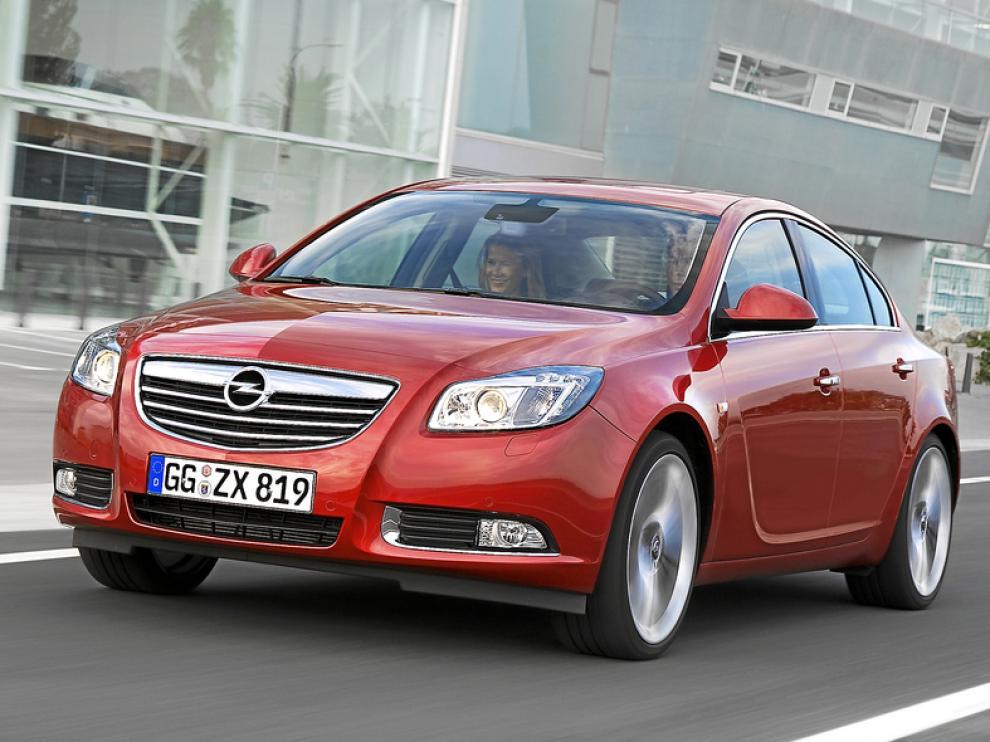 El 75% de los vehículos que comprará la farmacéutica Ferrer serán Opel Insignia