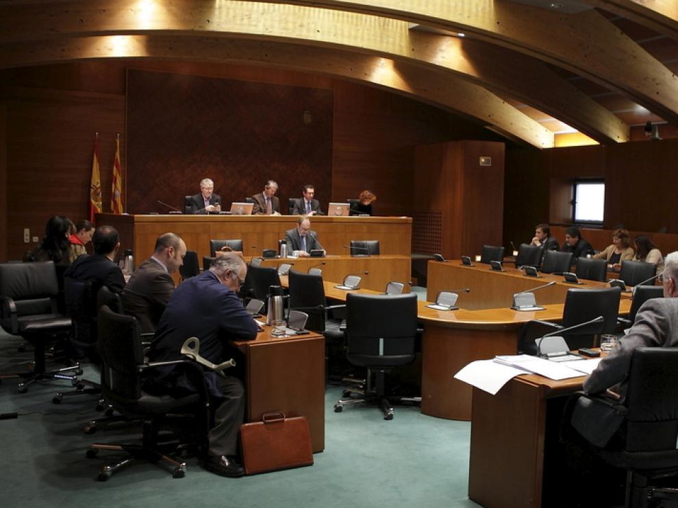 Comisión de Sanidad en las Cortes