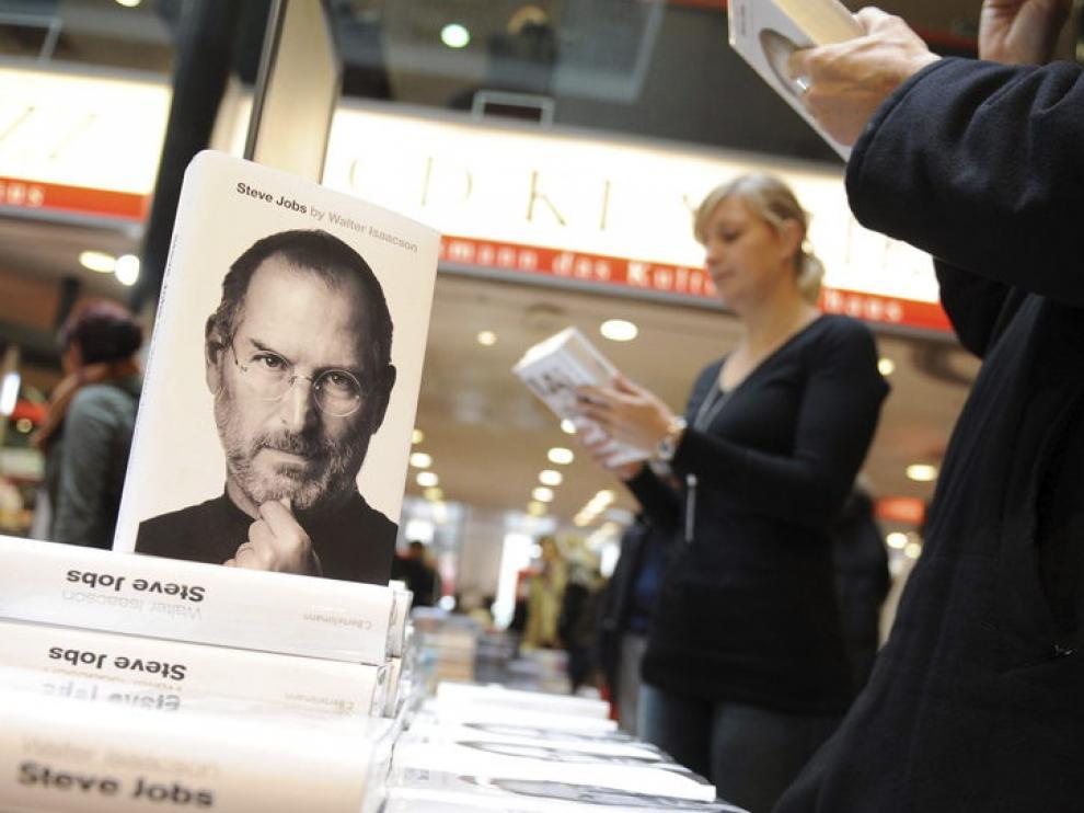 La biografía de Steve Jobs