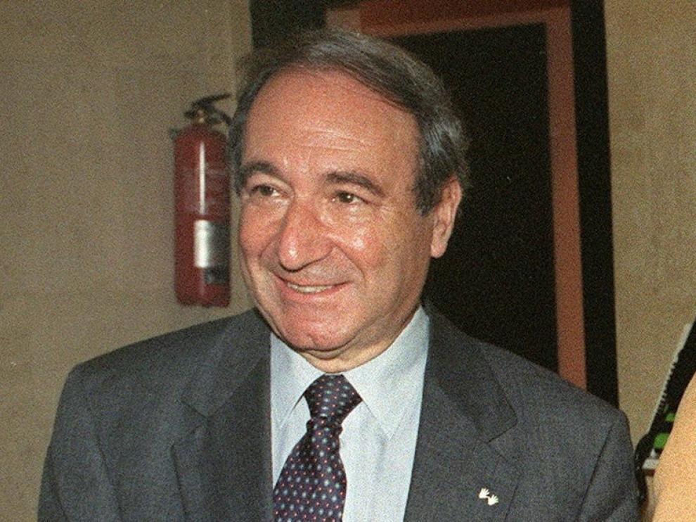 Juan María Bandrés, en una imagen de archivo.