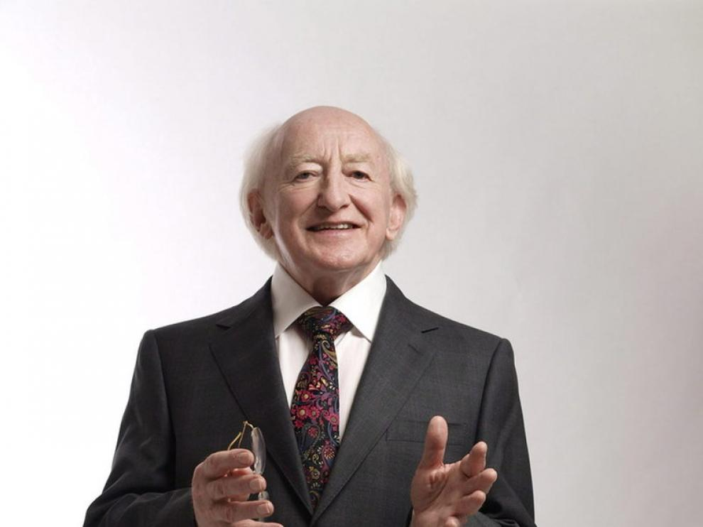 Michael D. Higgins.