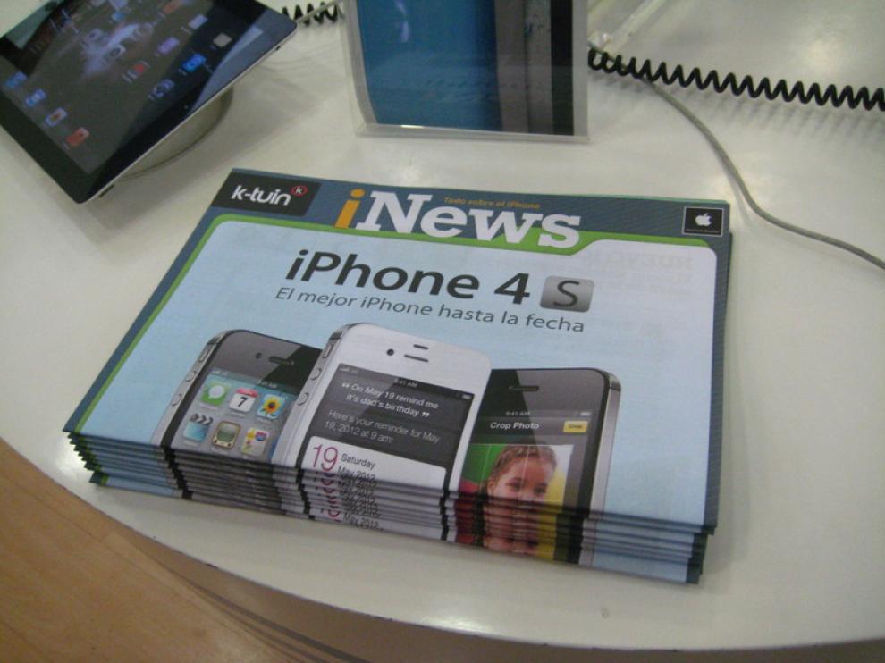 Ya es posible adquirir el nuevo teléfono de Apple