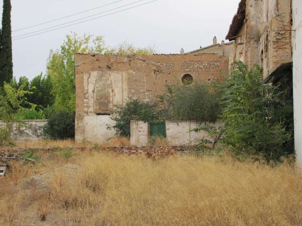 Estado en que se encuentra el Monasterio de Santa Fe