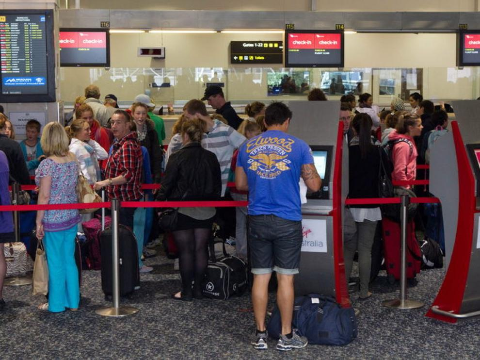 Crisis en la aerolínea australiana Qantas