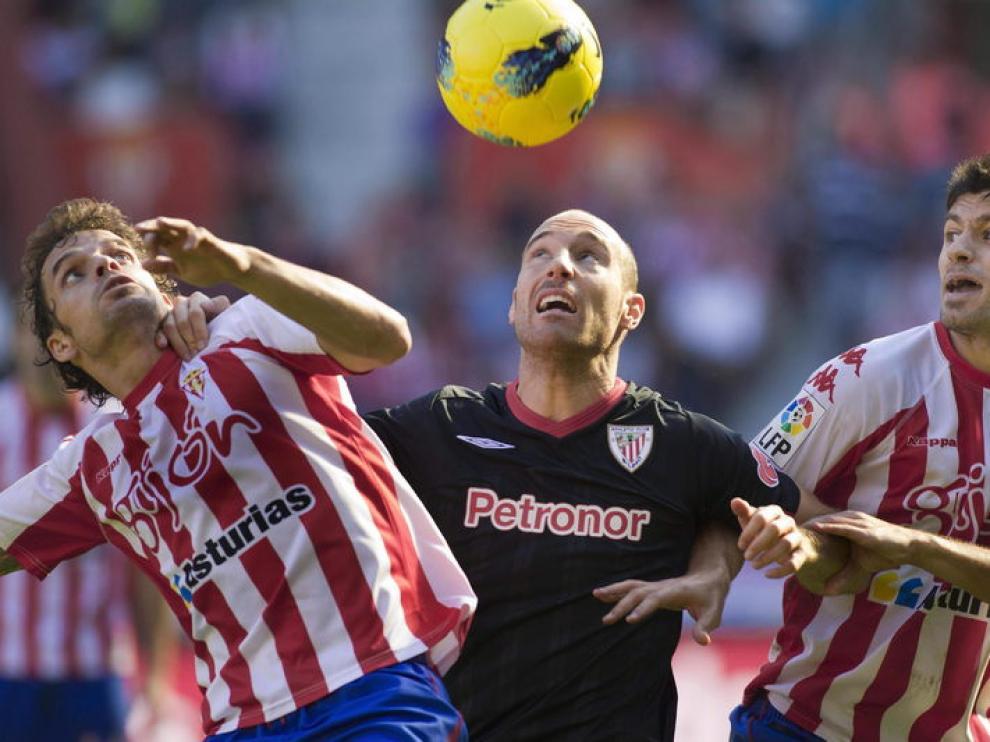 Último partido del Sporting de Gijón