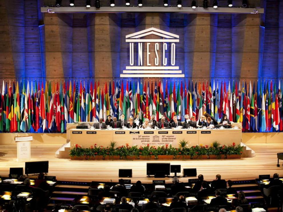 """Palestina es miembro de """"pleno derecho"""" de la Unesco"""