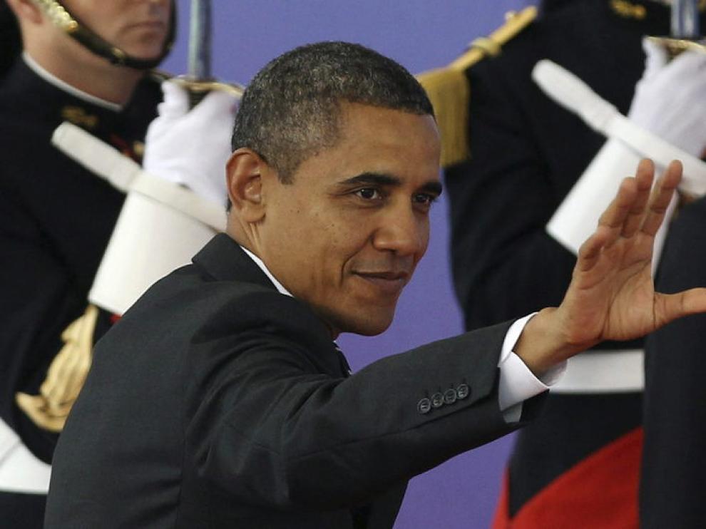 Obama en la cumbre del G20