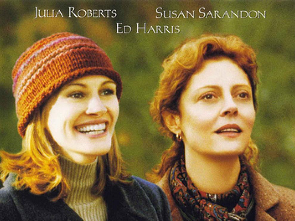 'Quédate a mi lado', protagonizada por Julia Roberts y Susan Saradon