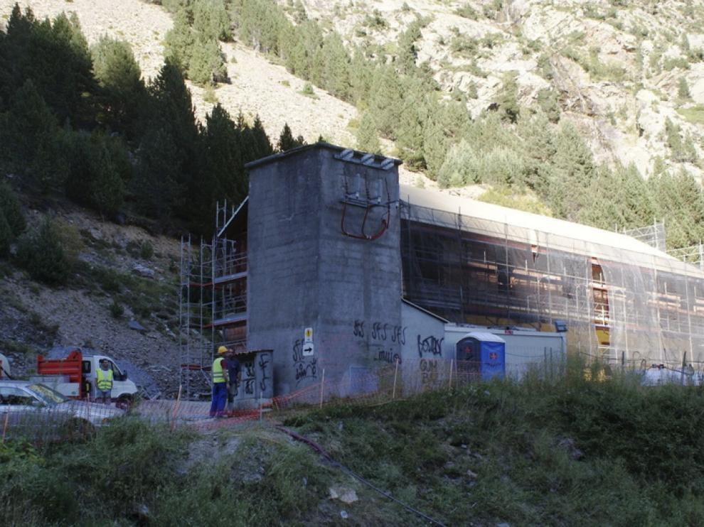 El túnel de Bielsa