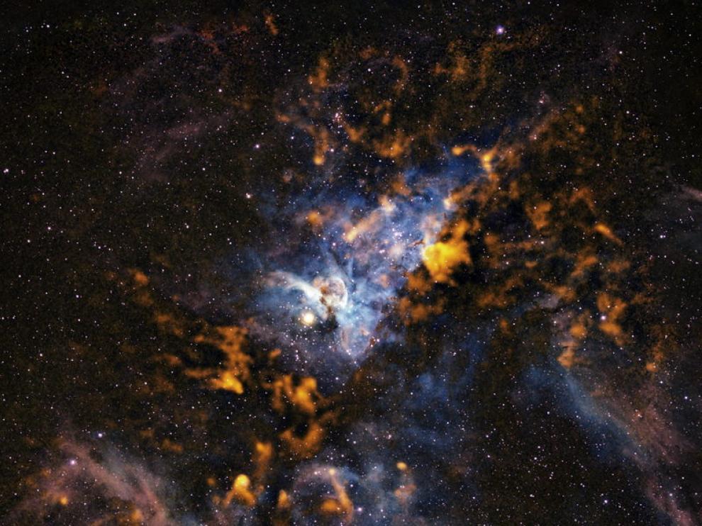 Nebulosa 'Sharpless 2-106'