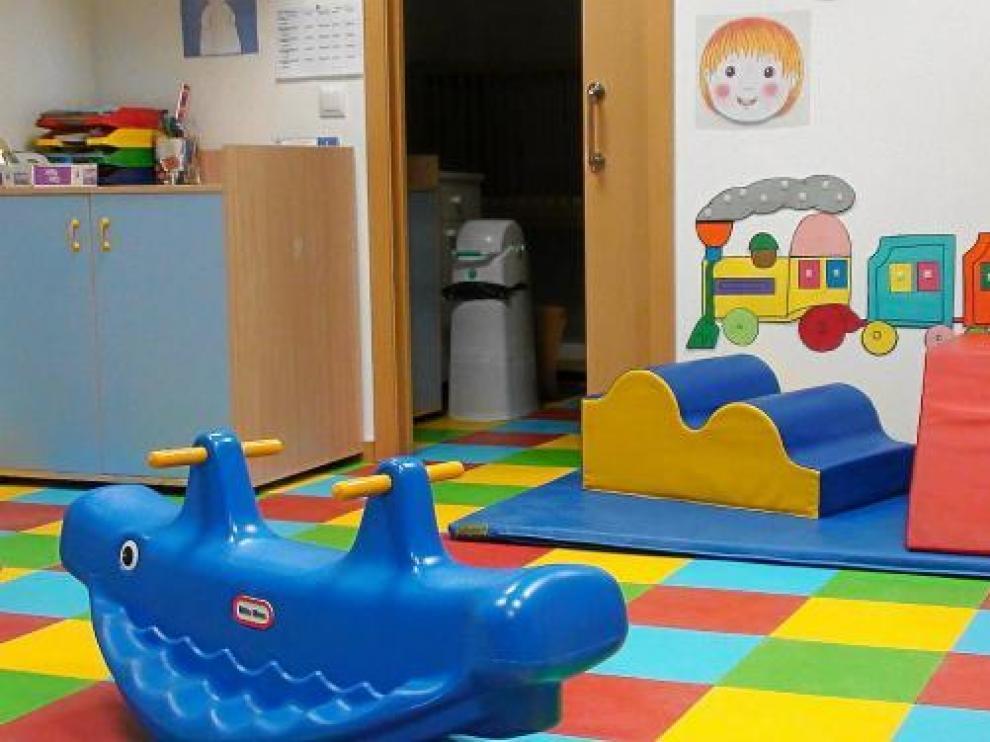 Las instalaciones están completamente equipadas y los niños ya las han estrenado.