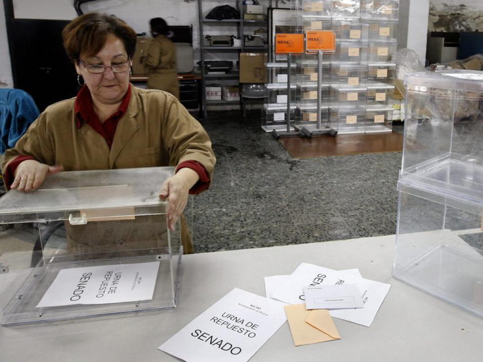 Arranca la jornada electoral