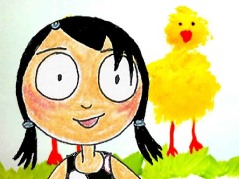 Ada y sus pollitos