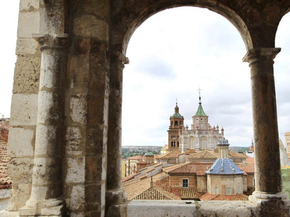 El próximo lunes hará 25 años desde que la UNESCO declaró a la catedral mudéjar Patrimonio de la Humanidad.