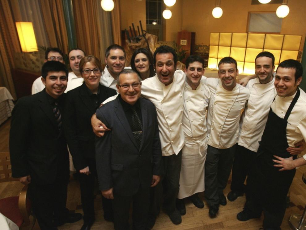 La Taberna Lillas Pastia de Huesca, con una estrella Michelin