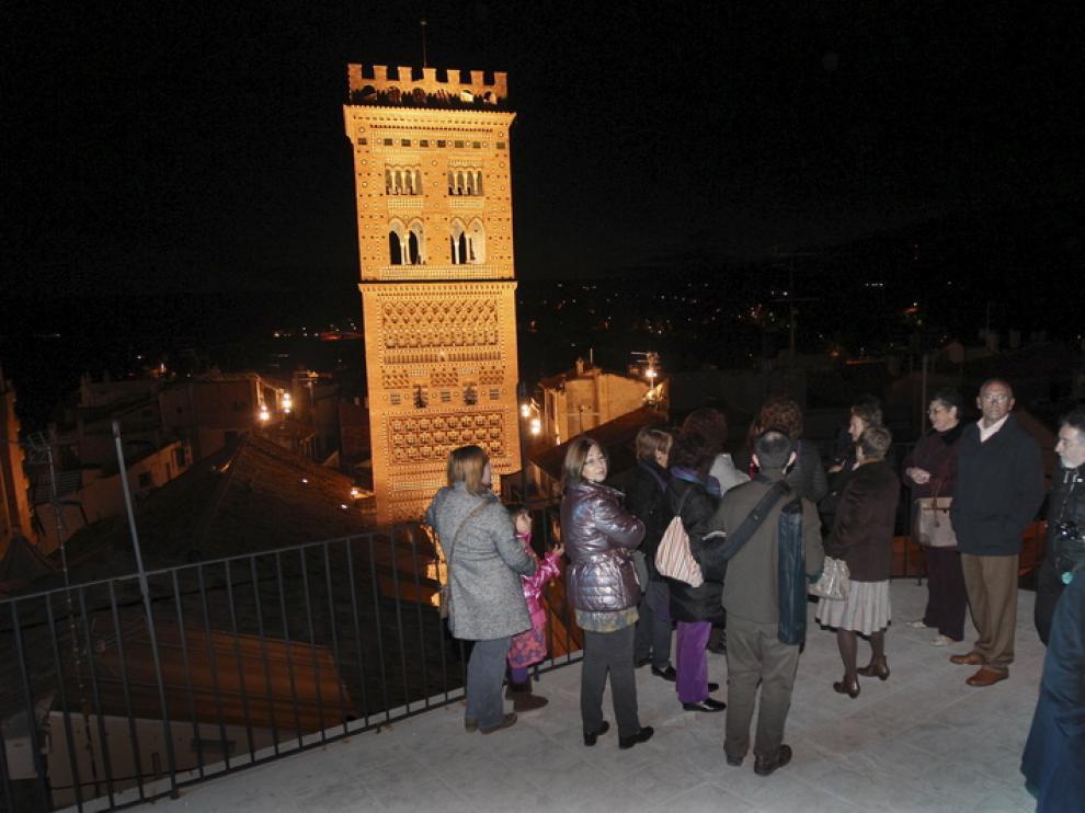 La torre de San Martín, habitualmente cerrada, puede verse todo el fin de semana.